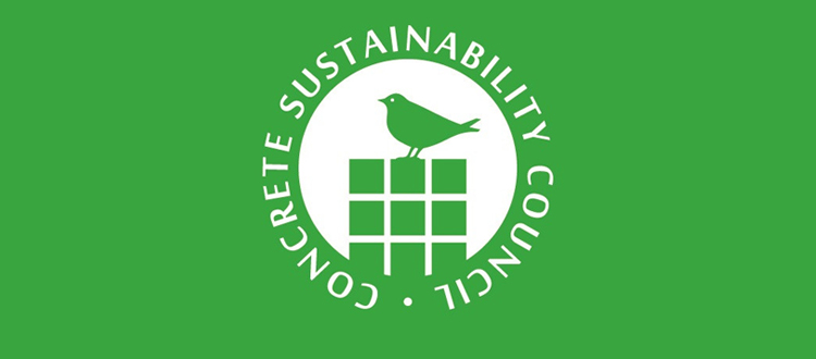 Membership in the Concrete Sustainability Council (CSC)