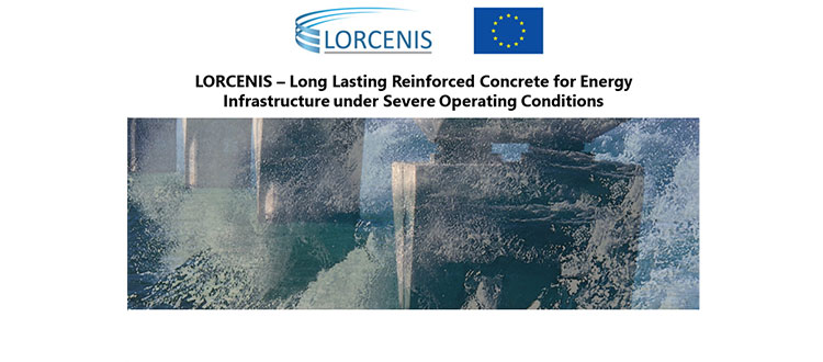 LORCENIS project for the development of long-lasting concrete