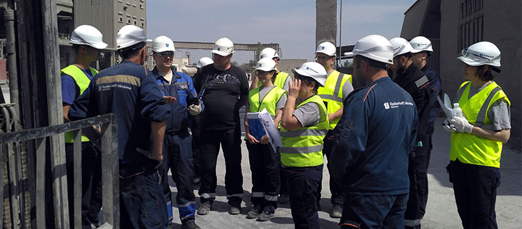 OHSAS Certification for Russia and Ukraine
